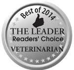 Best of 2014 - The Leader Reader's Choice Veterinarian