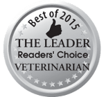 Best of 2015 - The Leader Reader's Choice Veterinarian